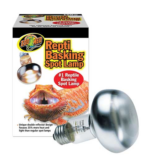 Clickapet Repti Basking Spot 174 Lamp 40w